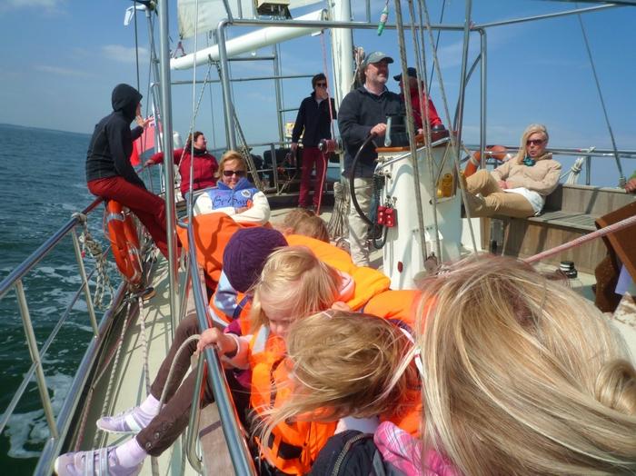 Der Lions Club geht segeln