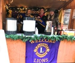 2018 Weihnachtsmarkt Bissendorf Lions Club