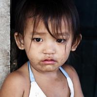 Kind-Philippinen