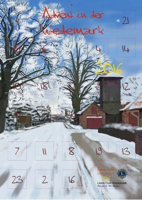Adventskalender 2015 Lions Club Wedemark
