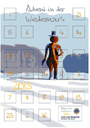 Lions Club Wedemark Adventskalender 2013