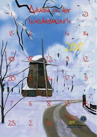 Lions Club Wedemark Adventskalender 2017