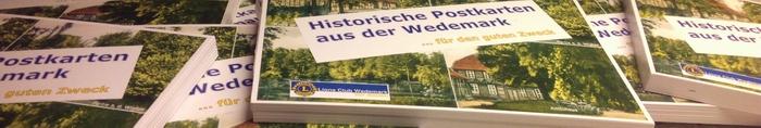 Historische Postkarten der Wedemark