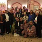 2016 Dinner im Maharadscha Palast