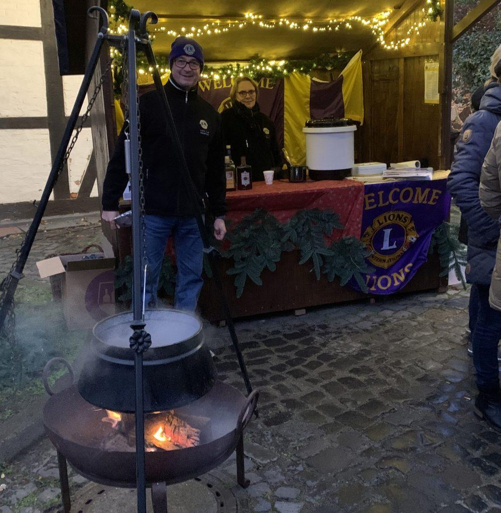 2019 Weihnachtsmarkt Bissendorf Lions Club