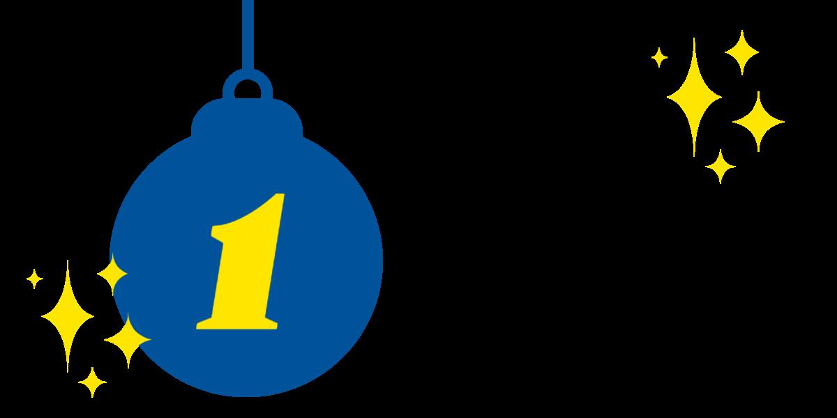 01. Dezember: Gewinnnummern