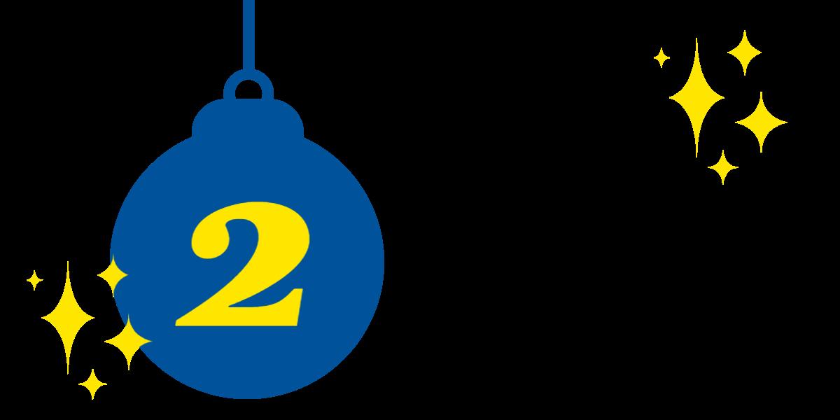 02. Dezember: Gewinnnummern