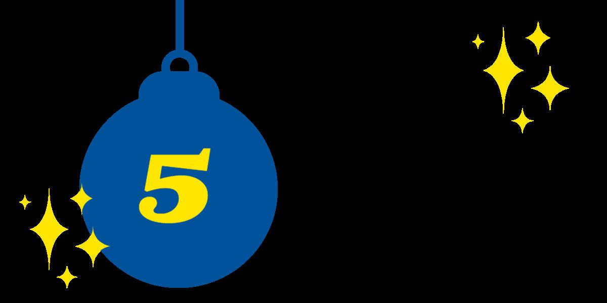05. Dezember: Gewinnnummern