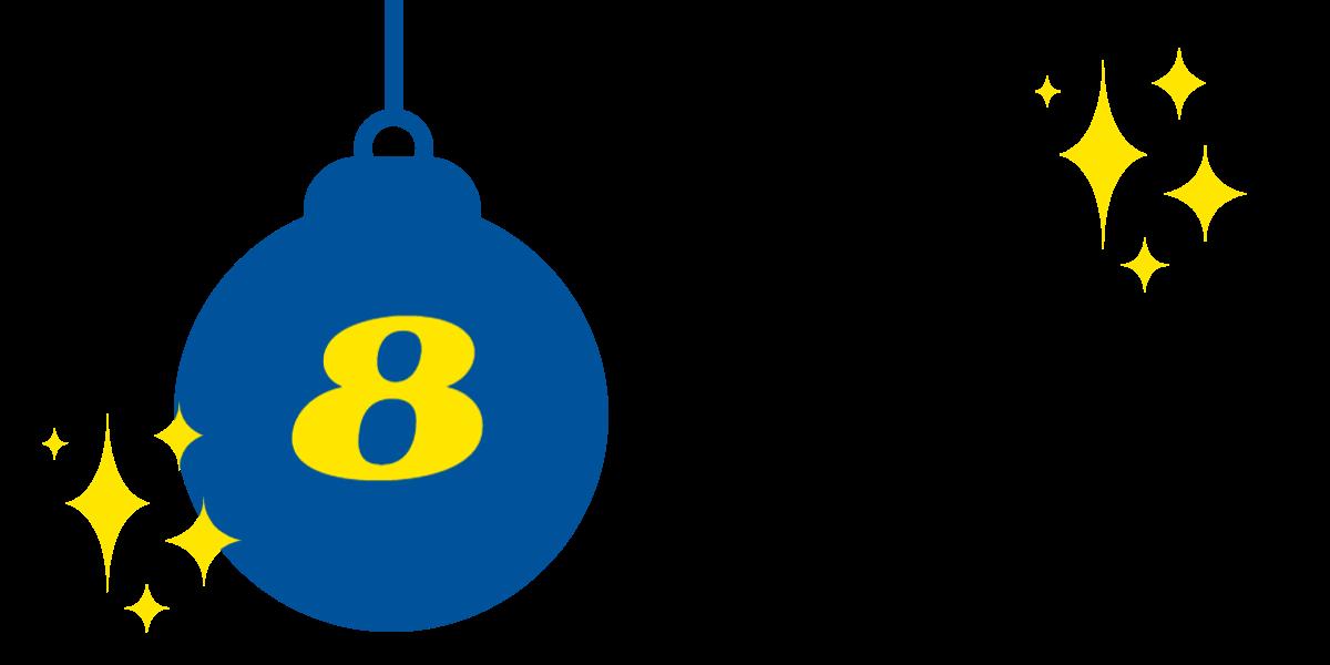 08. Dezember: Gewinnnummern