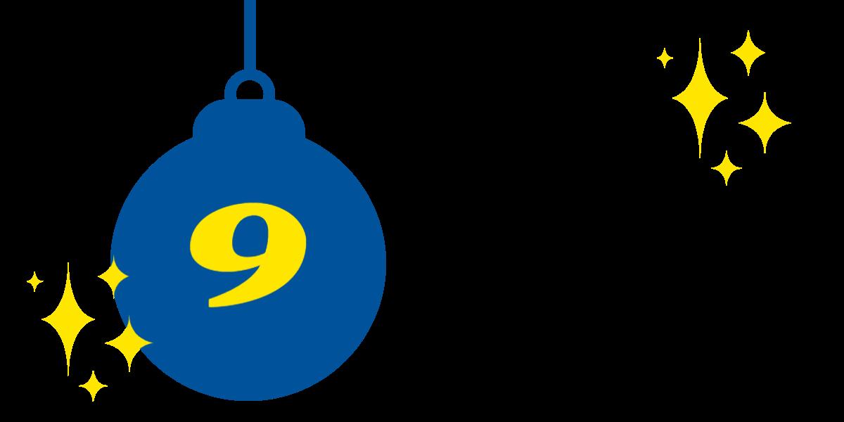 09. Dezember: Gewinnnummern