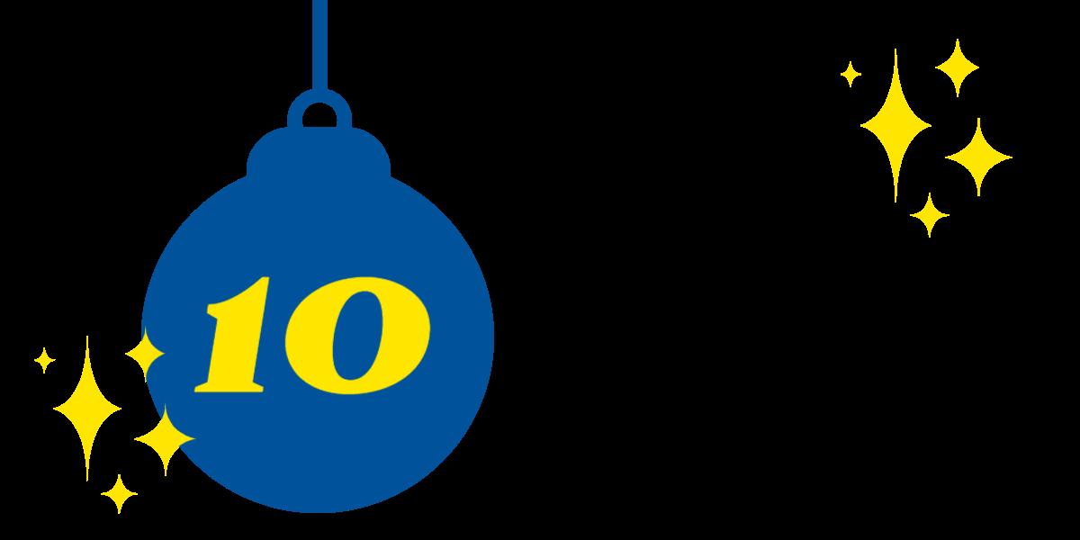10. Dezember: Gewinnummern