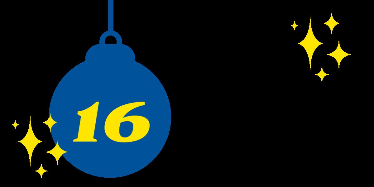 16. Dezember: Gewinnnummern