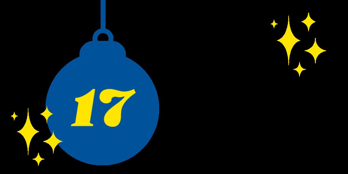 17. Dezember: Gewinnnummern