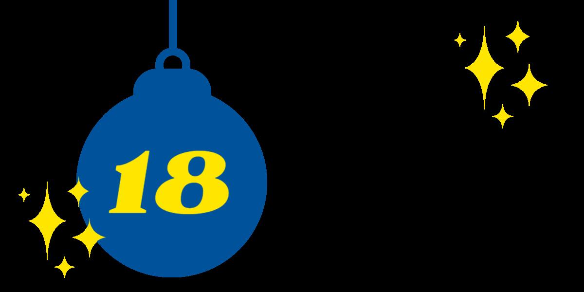 18. Dezember: Gewinnnummern
