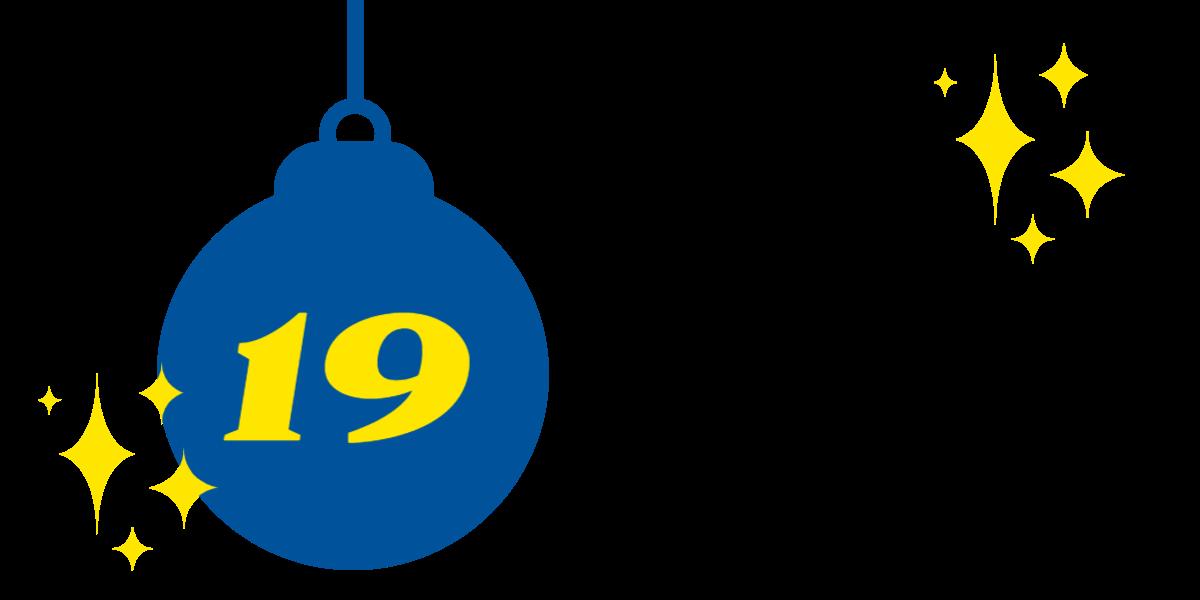 19. Dezember: Gewinnnummern