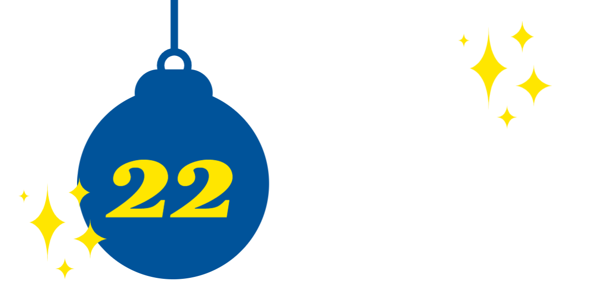 22. Dezember: Gewinnnummern