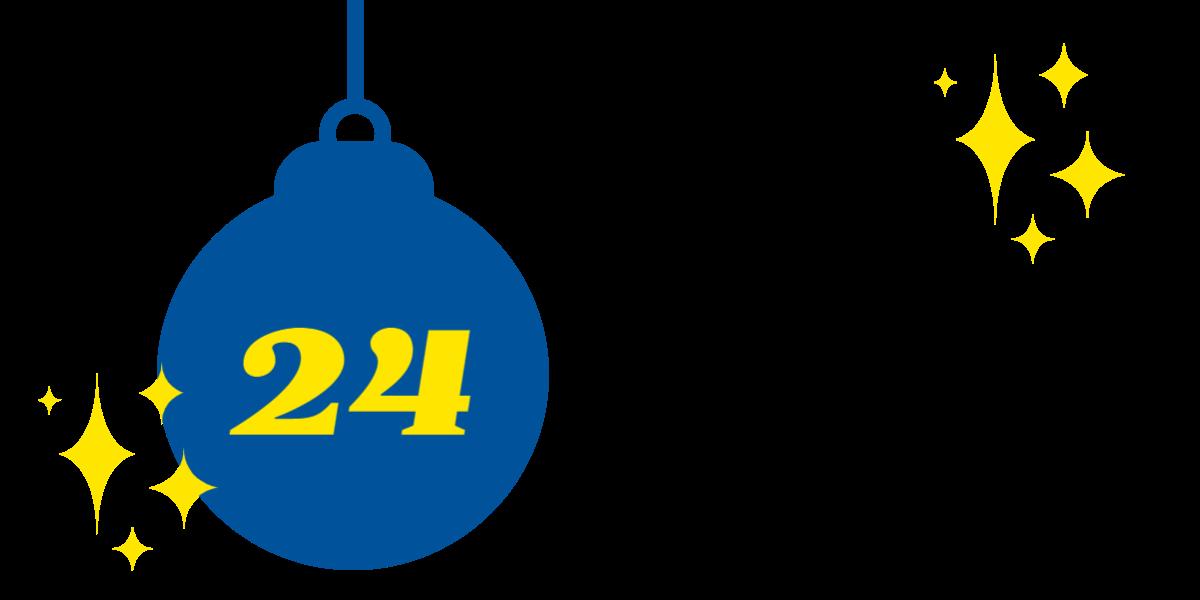 24. Dezember: Gewinnnummern